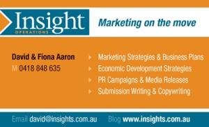 Insight operations