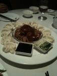 Amazing tea smoked Peking Duck