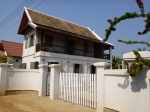 Our house in Luang Prabang